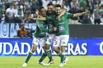 En fotos: ¡Empatan récord! León vence a Necaxa y hace historia con su 10 triunfos seguidos en Liga MX