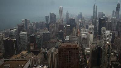 A Chicago le espera una noche de jueves con cielos nublados, lluvias y tormentas