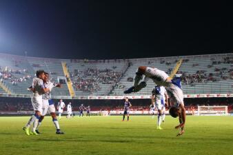 En fotos: ¡Partido loco! Pachuca superó a Veracruz en un segundo tiempo de emociones