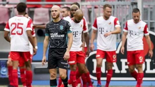 Suspenden juego en la Eredivisie por casos de COVID-19