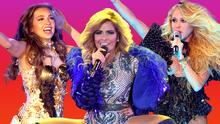 Porque ellas son 'Las que mandan': Thalía, Paulina Rubio y Gloria Trevi al fin juntas en concierto
