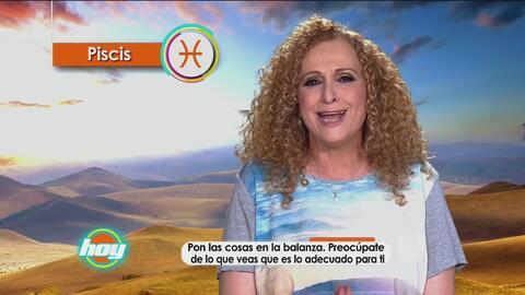Mizada Piscis 08 de abril de 2016