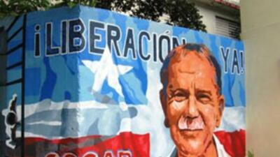Poemas a favor de la libertad de Oscar López