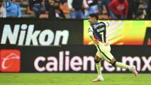 América dedica gol en memoria de víctimas del metro en México