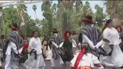 Lo que se puede encontrar en el Festival Cultural del Consulado de México en Los Ángeles