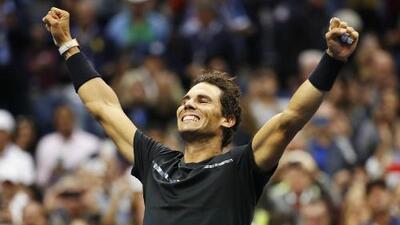 Rafael Nadal conquista el US Open a costa de Kevin Anderson