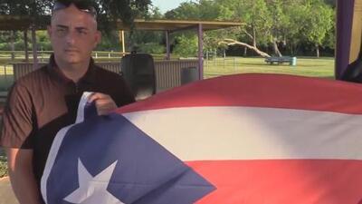 Comunidad boricua de San Antonio organiza su primera protesta masiva pidiendo la renuncia del gobernador
