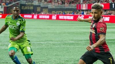 Josef Martínez: todo un depredador del área y de récords en la MLS