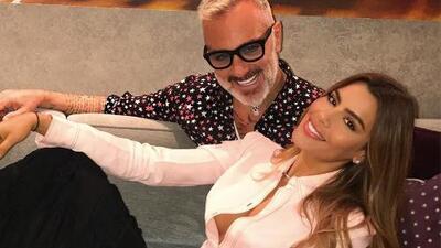 Así comenzó la historia de amor (hoy cosa del pasado) entre Gianluca Vacchi y Ariadna Gutiérrez