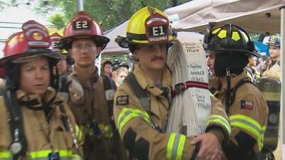 San Antonio recuerda a las víctimas del 9/11 a 18 años del ataque
