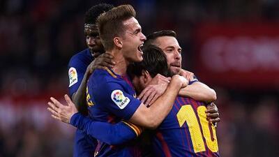 Los cuatro capitanes del Barcelona para la nueva temporada, tras la salida de Iniesta y Mascherano