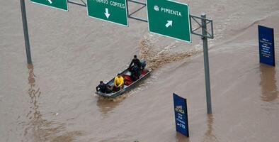 Tras el paso de Iota y Eta, ¿ayudará Estados Unidos a Honduras y Nicaragua como hizo tras el huracán Mitch?