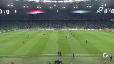 Highlights: Standard Liège at Krasnodar on November 8, 2018