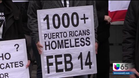 Aumenta el número de damnificados por el huracán María que serán desalojadas de refugios