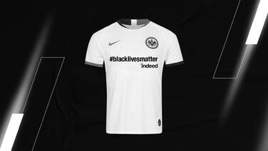 Eintracht llevará el 'Black Lives Matter' en su playera ante Bayern