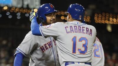 ¿Retirado? Adrián González pega grand slam con los Mets ante los Nationals