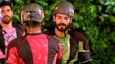 Adrián Di Monte se convirtió en el primer hombre en llegar a la final de Reto 4 Elementos