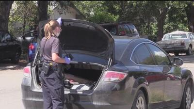 Autoridades arrestan al hombre que disparó al azar al norte de Austin