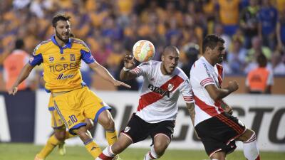 Tigres 0-0- River Plate: Tigres sin garras ante River