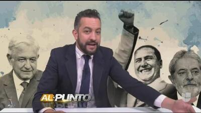 """El comediante Chumel Torres dice que López Obrador """"no aguanta"""" las críticas y revela en qué se parece a Trump"""