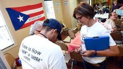 Una inyección de dinero del millonario George Soros para que los puertorriqueños de Florida voten