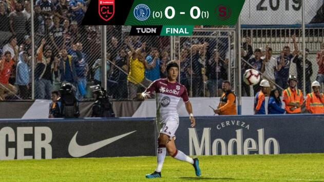 Saprissa conquista la Concacaf League