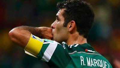 Puestos en los que 'Rafa' Márquez podría ir a Rusia si no lo convocan como jugador