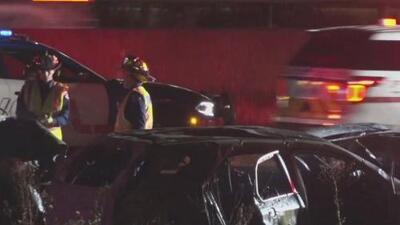 Sujeto que ocasionó accidente en Arlington que dejó tres personas muertas al parecer conducía en estado de ebriedad