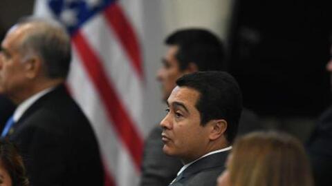 Presentan cargos por narcotráfico contra el hermano del presidente de Honduras