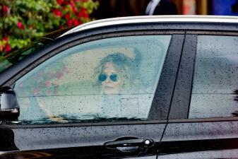 Junte de estrellas de Hollywood en el adiós privado a Debbie Reynolds y Carrie Fisher
