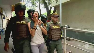 La turbulenta noche en la que las autoridades acabaron con el negocio sexual de 'La Madame' en Colombia