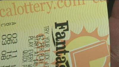 Ganó 5 millones de dólares en una lotería y se negaron a pagarle el premio