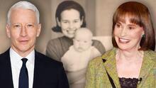 El periodista Anderson Copper esperó 1 año para revelar qué descubrió poco antes de que Gloria Vanderbilt muriera