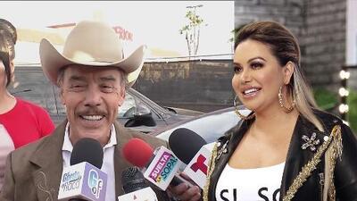 El deseo de Chiquis Rivera por congelar sus óvulos pone en aprietos a don Pedro y sorprendido reacciona