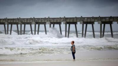 La subida del nivel del mar podría ser el peor efecto del huracán Michael