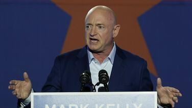Mark Kelly gana un escaño en el Senado contra la republicana Martha McSally