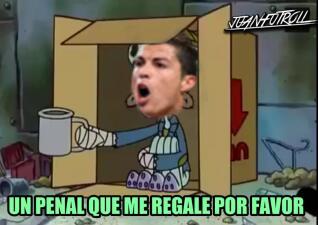 Memelogía: los memes del Portugal vs Uruguay, con todo sobre Cristiano Ronaldo