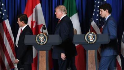 Con el Congreso centrado en el 'impeachment' de Trump, ¿qué pasa con la ratificación del acuerdo comercial con México y Canadá?