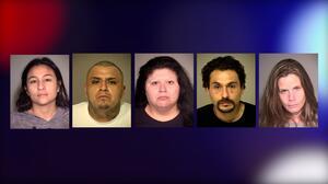 Reportan varios arrestos por robos a negocios y venta de droga en el sur de California