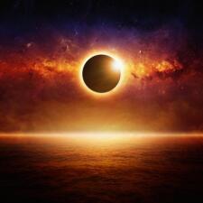 Eclipse solar, Venus en Libra y Mercurio retrógrado ¡una combinación impactante!