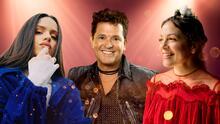Carlos Vives, Natalia Lafourcade y Rosalía son los grandes ganadores de los Latin GRAMMY 2020