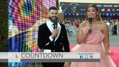 Latin GRAMMY Countdown 2019
