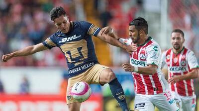 Cómo ver Pumas vs. Necaxa en vivo, por la Liga MX