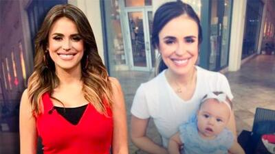 Así ha cambiado la vida de Carolina Sarassa en sus primeros meses como mamá