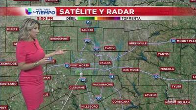 Temperaturas cálidas y condiciones secas para este miércoles en Dallas