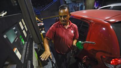 La gasolina ya no prende fuego en Venezuela