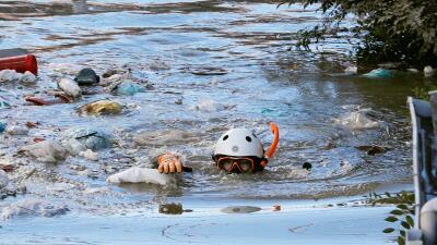 Decenas de fallecidos y amplias zonas inundadas: la destrucción que dejó el peor tifón que azota Japón en los últimos 60 años (fotos)