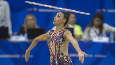 México alcanza su oro número 100 en Barranquilla 2018 gracias a Rut Castillo