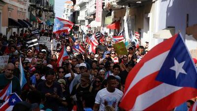 """""""Por amor a Dios y al pueblo, renuncie"""": segundo día de cacerolazo en Puerto Rico para exigir la salida de Rosselló"""