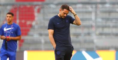 Frank Lampard rescata lo positivo tras 'barrida' del Bayern